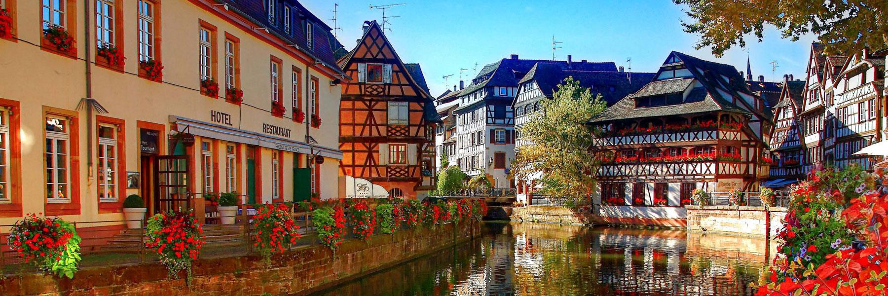 Site De Loffice Du Tourisme De La Ville De Strasbourg Strasbourg