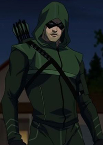 Oliver Queen / The Arrow