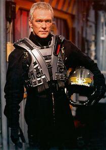 Lt.Col. Tyrus Cassius 'T.C.' McQueen