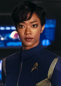 Capitaine Michael Burnham
