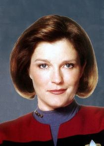 Capitaine Kathryn Janeway