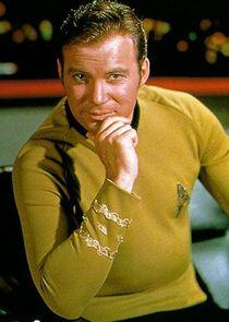 Capitaine James Tiberius Kirk