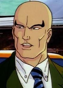 Professeur Charles Xavier