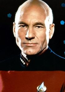 Capitaine Jean-Luc Picard