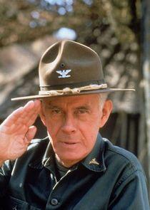 Colonel Sherman T. Potter