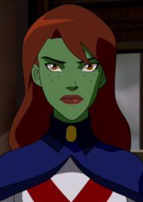 Miss Martian / M'gann M'orzz