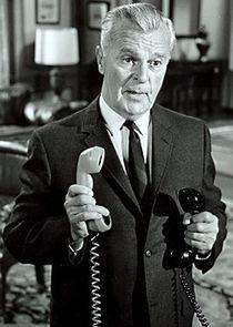 Commissaire James W. Gordon