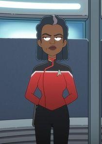 Capitaine Carol Freeman