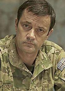 Lieutenant Colonel Phillip Smith