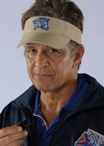 Coach Marty Daniels