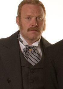 Inspecteur Thomas Brackenreid