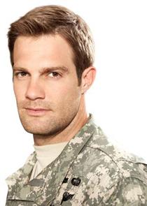 Sergent Pete Hill